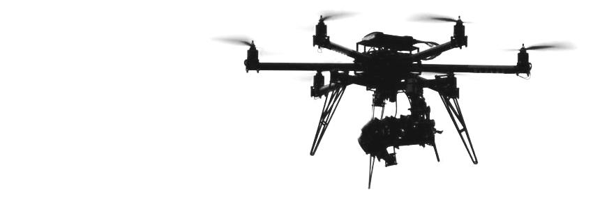 cinestar sillouete - Ghost Duo - Drone Gimbal